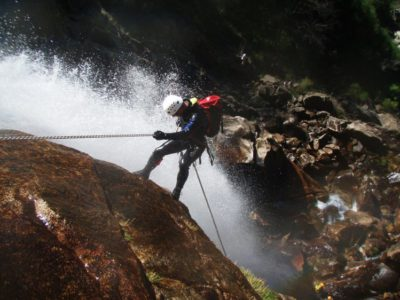 advanced canyoning Lissabon Portugal