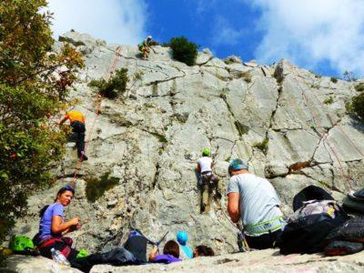 4 uur begeleide klim tour in Dubrovnik Kroatië