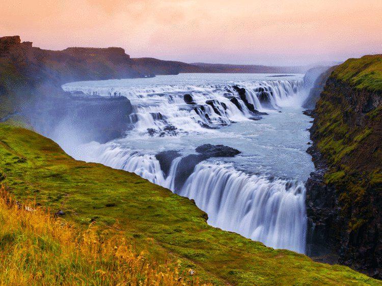 Golden Circle tour per minibus Reykjavik IJsland