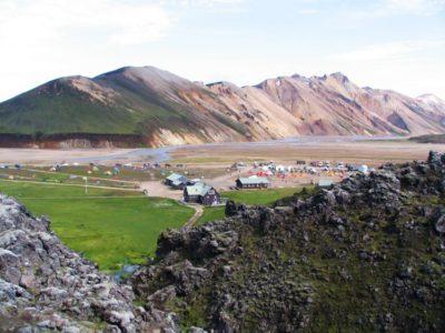 Dagtocht naar Landmannalaugar