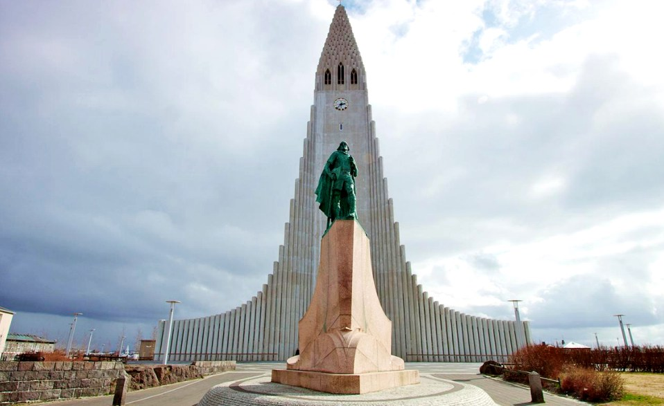 Bus Excursie door Reykjavik IJsland