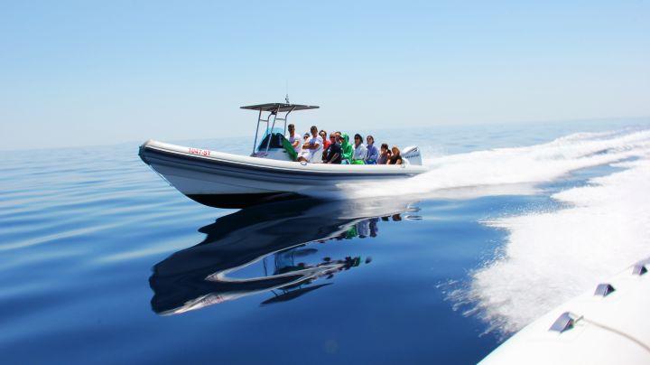 3 eilanden tour Trogir - Blue Lagoon - Čiovo vanuit Split Kroatië cover