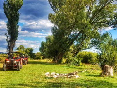 Buggy tour langs de Cetina rivier Kroatië