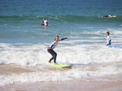 Surfen Lissabon Portugal