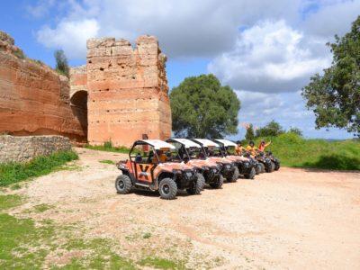 Quad & Buggy rijden Algarve Portugal