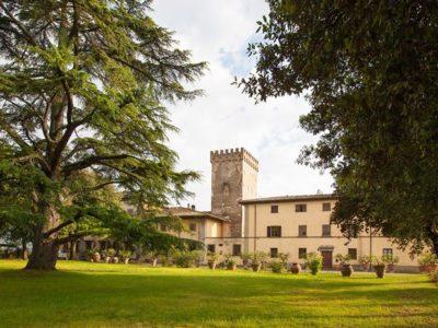 Dagtour naar wijnhuis Tenuta Il Corno nabij Florence Italië