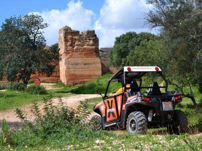 Buggy rijden vanuit Albufeira Portugal
