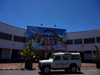 ZooMarine & Jeep Safari Algarve Portugal