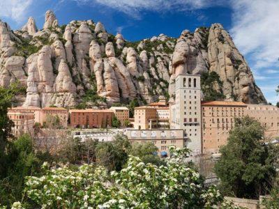 Hike Montserrat Nationaal Park en Klooster nabij Barcelona
