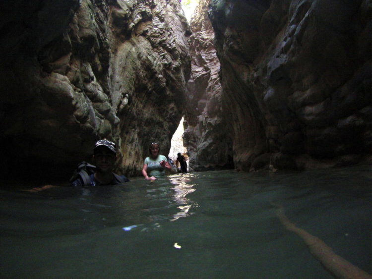Arini gorge river trekking