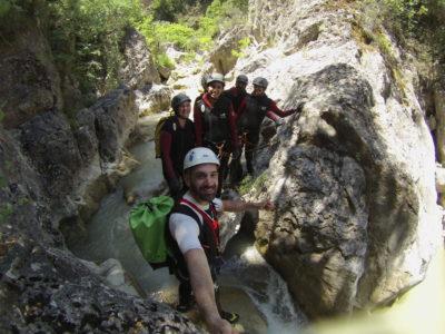 Agios Loukas Canyon