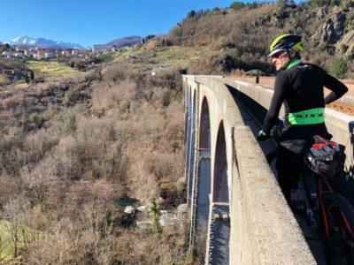 E-bike fietstocht Castelnuovo di Garfagnana Toscane Italië inclusief wijnproeverij