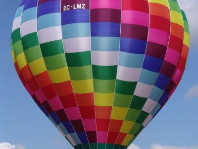 Luchtballonvaart Ibiza Spanje