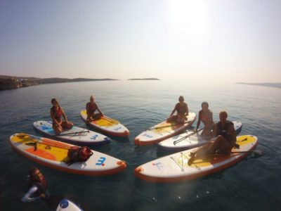 Suppen en snorkelen in Chania Griekenland