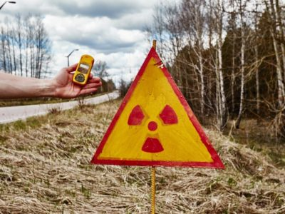 Tweedaagse Tsjernobyl tour vanuit Kiev -red-forest