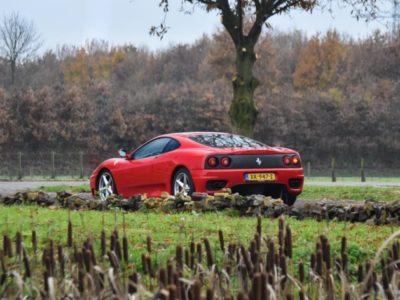 Ferrari rijden Utrecht
